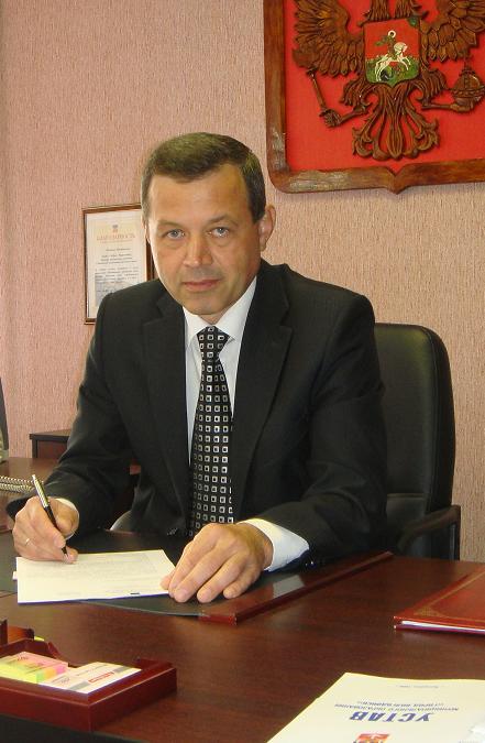 директор Департамента труда и социального развития Администрации города Волгодонска А.А. Пашко