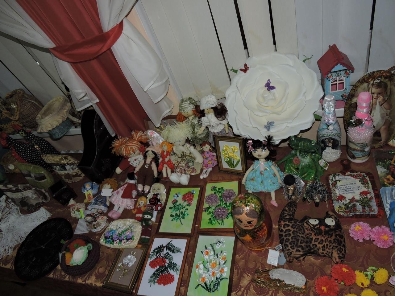 Дом рукоделия праздник