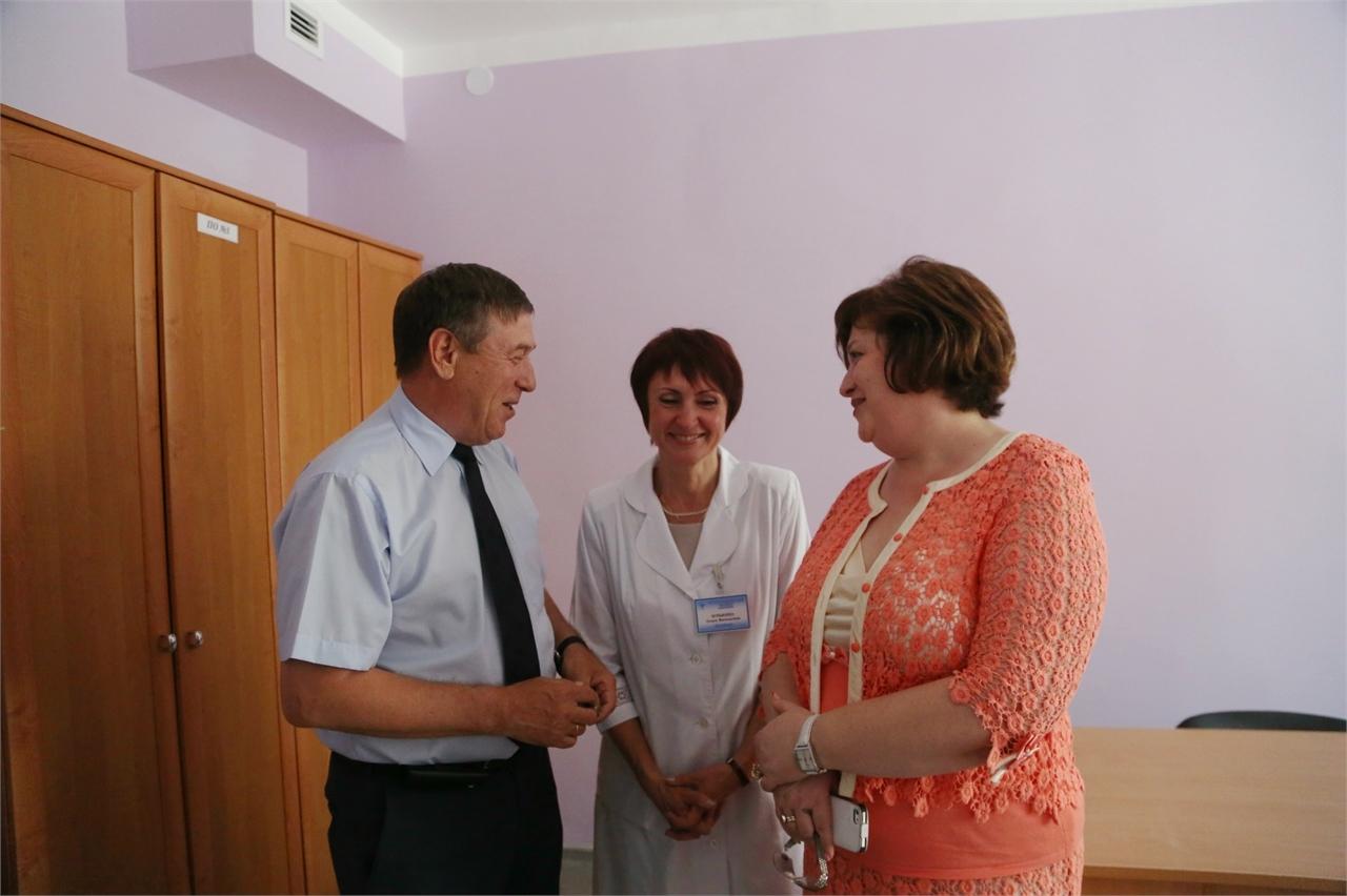 Областной больница в усть-каменогорске