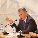 На расширенном заседании коллегии администрации Волгодонска Виктор Мельников отметил роль национальных проектов в развитии города